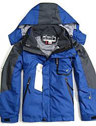 Wandern Ski/Snowboard Jacken / Softshell Jacken Kinder / UnisexWasserdicht / Atmungsaktiv / warm halten / Rasche Trocknung /