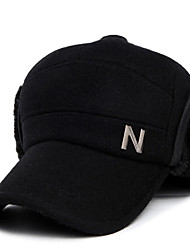 Cap/Beanie / Hat Protective / Comfortable Unisex Leisure Sports / Baseball Spring / Summer Gray / Black