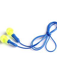 La venta del paquete del oído dos tapones para los oídos 318-1005 insonorizadas para tapones para los oídos de prevención del sueño