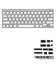 """Newest Keyboard Film and Anti-dust Plugs Universal for MacBook  Pro 13/""""15"""" with Retina Display / Air 13"""""""