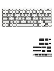 """filme mais recente teclado e anti-poeira plugs universal para MacBook Pro 13 / """"15"""" com tela retina / ar 13 """""""