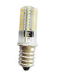 5W E14 E11 E12 Lampe de Décoration T 64 SMD 3014 380 lm Blanc Chaud Blanc Froid Gradable AC220 V 1 pièce