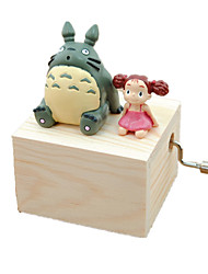 Music Box Spirited Away Sweet / Special / Creative Wood / Rubber Rainbow For Boys / For Girls