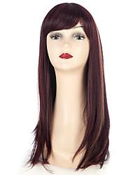 black friday festival discount 22women côté long bangs perruque de cheveux de parti