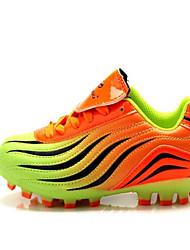Sneakers Soccer Shoes Kid's Anti-Slip Wearproof Ultra Light (UL) Outdoor PVC Leather Rubber Running/Jogging Soccer/Football