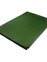 Breathability Picnic Pad Green / Red Camping PVC