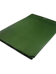 Respirabilidade Almofada de Piquenique Verde / Vermelho Campismo PVC