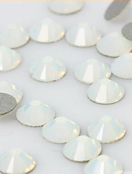 30PCS 4mm Post Opal Rhinestone Nail Art Decoration