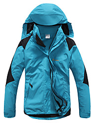 Women's Ski/Snowboard Jackets Softshell Jacket Skiing Camping / Hiking Leisure Sports Snowsports DownhillWaterproof Breathable Thermal /