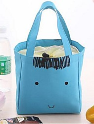 Women Tote Canvas Professioanl Use Yellow Blue Blushing Pink