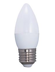 5.5W E26/E27 Lampadine globo LED C37 14 SMD 2835 415 lm Bianco caldo AC 220-240 V 1 pezzo