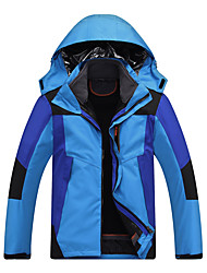 Men's Ski/Snowboard Jackets Softshell Jacket Skiing Camping / Hiking Leisure Sports Snowsports DownhillWaterproof Breathable Thermal /