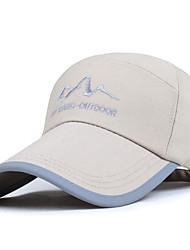 Chapéu Homens Unissexo Resistente Raios Ultravioleta para Basebal