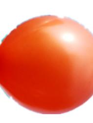 Ballons Urlaubszubehör Kreisförmig Gummi Orange 2 bis 4 Jahre 5 bis 7 Jahre 8 bis 13 Jahre