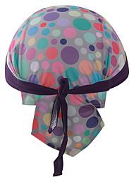 Xintown на открытом воздухе велосипедные повязки велосипед велосипед спортивный колпачок бандана шляпа шарф женская верховая кепка лаванда