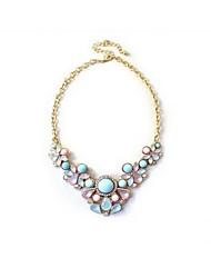 Necklace Non Stone Statement Necklaces Jewelry Daily Casual Heart Unique Design Agate Women 1pc Gift As Per Picture