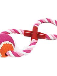 Pet Toys Interactive Rope Plush