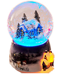 Music Box Castle in the Sky / Spirited Away / Canon Creative Polycarbonate Blue For Boys / For Girls