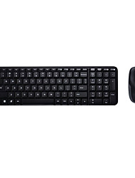 Logitech MK220 wireless optical mouse keyboard