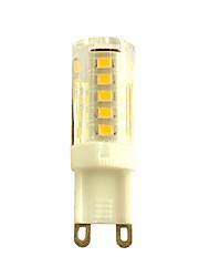 4W E14 / G9 / G4 LED à Double Broches T 33LED SMD 2835 280-350LM lm Blanc Chaud / Blanc Froid Décorative AC110 / AC220 V 1 pièce