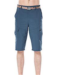 Corrida Shorts / Leggings Homens Respirável / Redutor de Suor / Confortável Nailom / Náilon Chinês Exercício e Atividade Física / Corrida