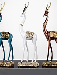 Animaux Polyrésine Moderne/Contemporain Intérieur Accessoires décoratifs