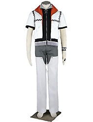 Kingdom Hearts Anime Cosplay Costumes Coat / Pants / Gloves / Bracelet Male
