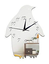 Modern/Contemporary / Traditional / Casual Holiday / Birthday Wall Clock,Novelty Metal / Plastic Indoor Clock
