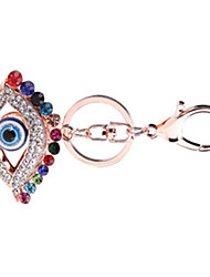Key Chain Diamond Key Chain / Diamond / Gleam Metal