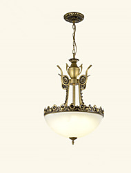 5 Chandelier ,  Modern/Contemporary Traditional/Classic Painting Feature for Mini Style Metal Living Room Bedroom Dining Room