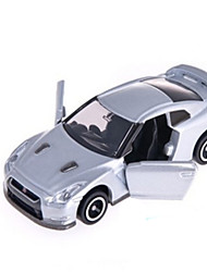 Vehicle Novelty Toy Car Novelty Silver Metal
