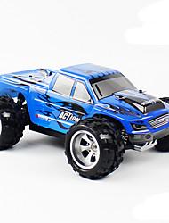 Carroça WLToys A979 1:18 Electrico Não Escovado RC Car 45KM/H 2.4G Azul Pronto a usarCarro de controle remoto Controle Remoto/Transmissor