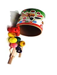Pretend Play Leisure Hobby Novelty Cylindrical Plastic Rainbow For Boys / For Girls