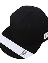Caps/Mütze / Hut Leichtes Material / Komfortabel Unisex Golfspiel / Freizeit Sport / Baseball Frühling / Sommer / Herbst Schwarz