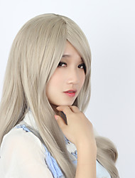 Lolita Wigs Classic/Traditional Lolita Lolita Curly Brown Lolita Wig 70 CM Cosplay Wigs Wig For Women