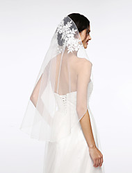 Wedding Veil One-tier Elbow Veils Net