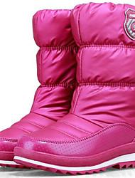 Stiefel(Weiß Rot Schwarz) - für Damen Kinder Jungen Mädchen-Ski fahren Alpin Ski Schnee Sport