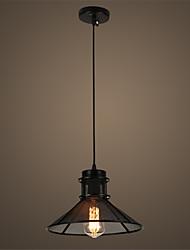 American Country Vintage Loft Pendant Lights Metal Living Room Cafe Restaurant Kitchen Light Fixture