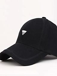 Hat Ultraviolet Resistant Unisex Baseball Summer Gray Black Blue Army Green Dark Khaki-Sports®