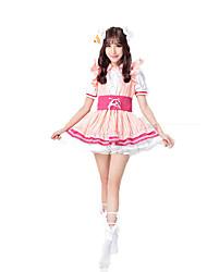 Love Live Nico Yazawa Cosplay Costumes Solid Dress / Headwear / Belt / Leg Warmers