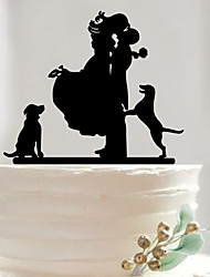 Yakeli the bride and groom cake topper custom wedding cake cake decoration