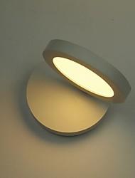 design moderne tourne à 350 ° lampe de mur menée protéger les yeux
