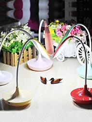 Luzes de Secretária - Moderno/Contemporâneo - Plástico - LED / Recarregável