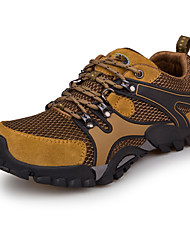 Sports Sneakers Hiking Shoes Mountaineer Shoes Men'sAnti-Slip Anti-Shake/Damping Cushioning Ventilation Impact Wearproof Fast Dry