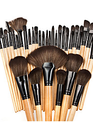 32pcsContour Brush / Makeup Brushes Set / Blush Brush / Eyeshadow Brush / Lip Brush / Brow Brush / Eyeliner Brush / Liquid Eyeliner Brush