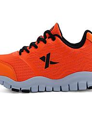 X-tep Běžecké boty Tenisky Pánské Protiskluzový Anti-Shake Prodyšné Nositelný Outdoor Výkon PVC kůže Guma Běhání Volnočasové sporty