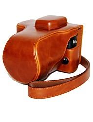 Dengpin PU Leather Camera Case Bag Cover for Fujifilm X-T2 XT2 (Assorted Colors)