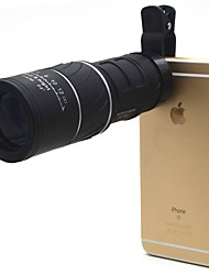 16X52mmDual Focus Monocular Telescope 16x Zoom Binoculars 66M/8000M HD Scope supporting phone camera