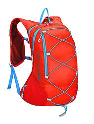 15 L sac à dos Camping & Randonnée Escalade Sport de détente Chasse Voyage Cyclisme/Vélo Ecole Extérieur Utilisation Sport de détente
