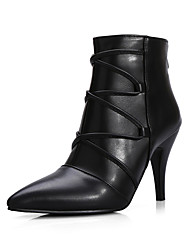 Women's Heels Spring Fall Winter Others Gladiator Comfort Novelty Patent Leather Leatherette Office & Career Party & Evening Casual